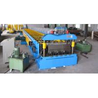 PRO-Steel Decking Roll Forming Machine Manufactures