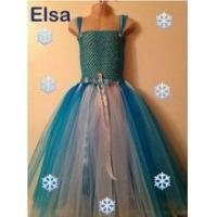 Cheap Dress china wholesale kangmei factory girls dresses Elsa design girls tutu dress for sale