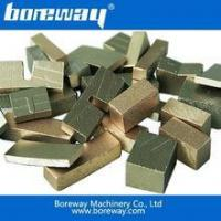 Cheap Diamond segments - block cutting for sale