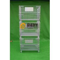 Cheap Boltless Shelving Storage Cage,Wire Mesh Container for sale