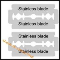 double edge blade Manufactures