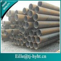 Showcase seamless steel 304 ss pipe