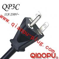 Cheap American UL/CSA plug QP3C for sale