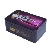 Cheap hair care product tin box for sale
