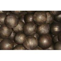Cheap heat treated 65Mn hot rolled steel grinding balls for sale