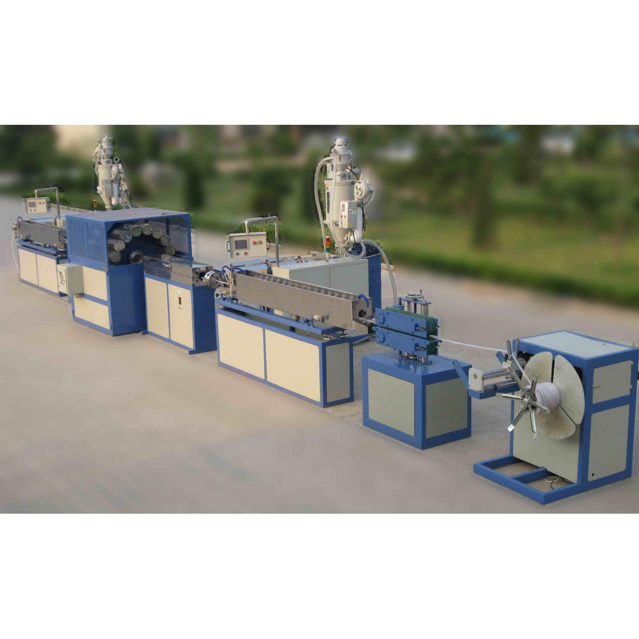 PVC wire soft pipe line Manufactures