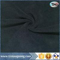 Cheap Made in china polyester polar fleece fabric for blanket home textile for sale