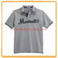 Cheap Embroidered Pique Polo Shirt 11004 for sale