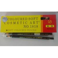 Cheap waterproof eyebrow pull-pencil 5-colors for sale