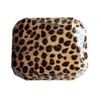 Cheap Magnifying Lamp For Nail Art UV LED Nail Lamp With Leopard Printed / Cute Patterns for sale