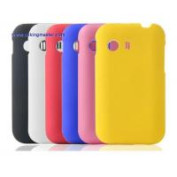 Cheap KM-P1007Plastic Mobile phone covers for samsung s5360 for sale