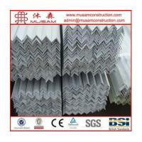 Cheap Galvanized Steel Angle Bar for sale