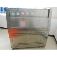 Cheap Accelerated UV Aging Test Chamber With Automatically Control , ASTM D4587 for sale