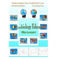 Cheap Nursery Starter Packs Montessori material Nursery Starter Packs-Geography for sale