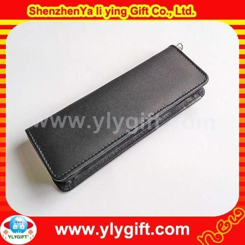 Quality PU leather pen case PU leather pen case wholesale