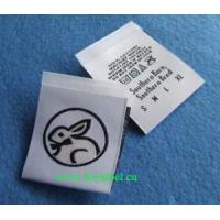 L97-- washing care label Manufactures