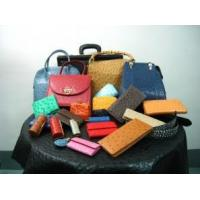 USES OF OSTRICH LEATHER