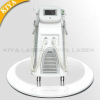 Cheap SHR+IPL multifunction machine nd yag laser hair removal machine for sale