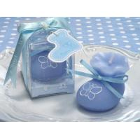 Cheap Door Gifts - Lovely Baby Shoe Candle for sale