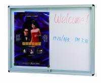 Window-type Bulletin Board/Showcase Manufactures