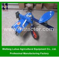 Cheap LHXS-100 Rotavator with Seat for sale