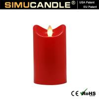 2.7 Inches Resin Candle LCX5T-R