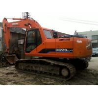 Cheap USED DAEWOO220-7 EXCAVATOR for sale