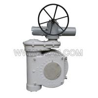 Cheap YZ-SD series eledtric worm gear actuator for sale