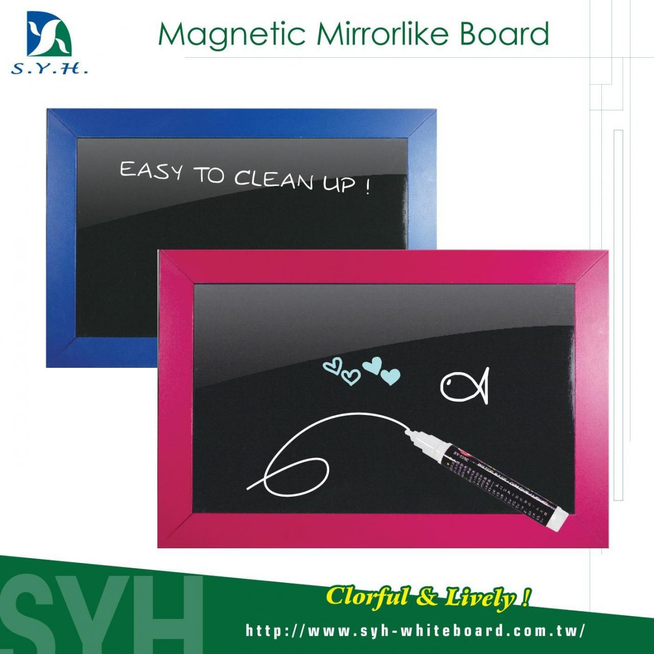 Pop Board Magnetic Mirrorlike Board Manufactures