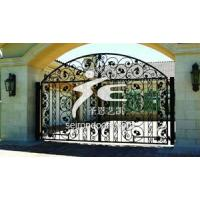 Buy cheap Wrought iron gates-SE-G09 from wholesalers