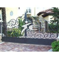 Buy cheap Wrought iron gates-SE-G05 from wholesalers