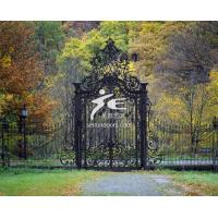Buy cheap Wrought iron gates-SE-G03 from wholesalers