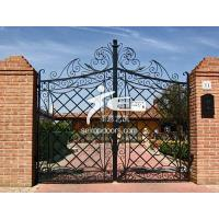 Buy cheap Wrought iron gates-SE-G07 from wholesalers