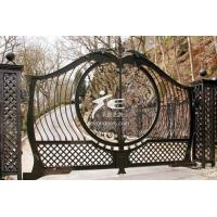 Buy cheap Wrought iron gates-SE-G06 from wholesalers