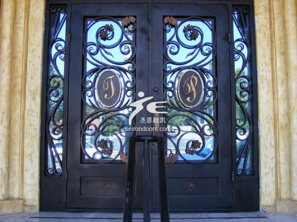 Quality Double door-SE-Mediterranean Style wholesale