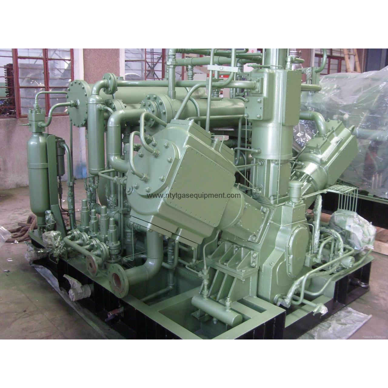 Cheap CE Certified CNG compressor For Standard Refueling Station for sale