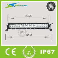 Cheap New arrival 24.5 inch 112W led light bar spot flood combo beam 10080 Lumens WI9222-112 for sale