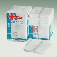 Buy cheap Gauze products Item No.:GAUZE SWABS from wholesalers
