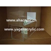 Cheap perspex donation box for sale