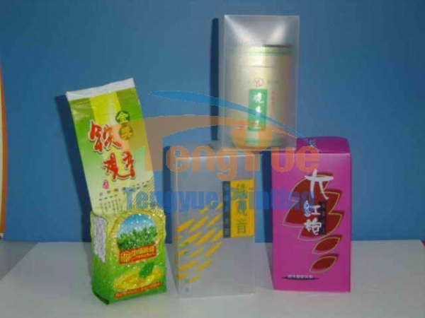 Quality PP silver foil stamping packaging wholesale