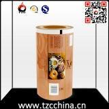 multilayer film roll/metallized packing film/mylar packaging film Manufactures