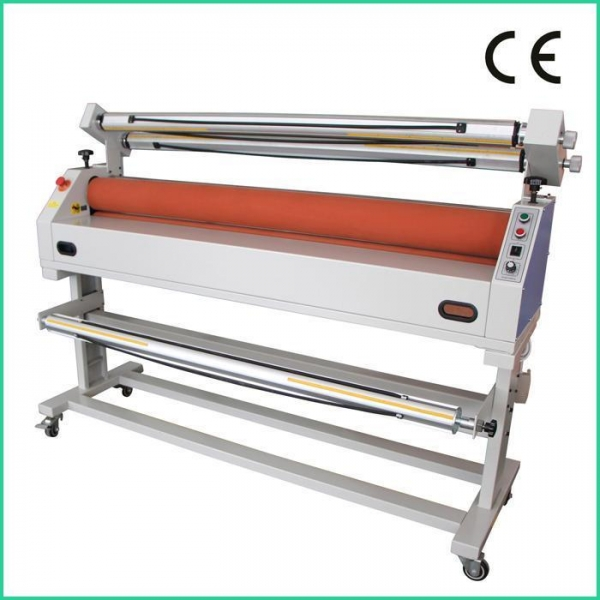perfect 295 inch desktop manual cold lamination lbs750 With document lamination machine price