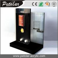 custom cigarette acrylic countertop display Manufactures