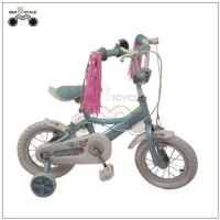 Cheap 12 inch children's bike with training wheels for sale