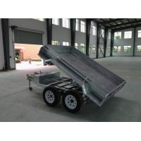 Cheap Tandem Tipping Trailer DZ7 for sale