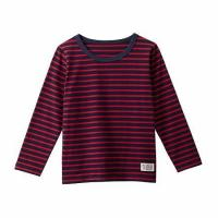 Cheap 100% Cotton Pre-Dyed Striped T-Shirt for sale