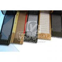 Cheap Heat resistance PTFE Coated Fiberglass mesh Fabric for sale
