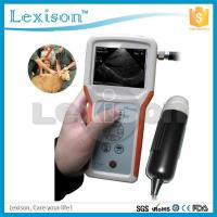 CE Approved Handheld Veterinary Ultrasound Scanner with 3.5MHz/5.0MHz Probe(PRUS-S1V)