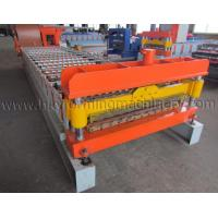 Cheap C20 Material Color Steel Plate Roofing Roll Forming Machine for sale