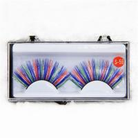 S-59 colorful eyelash Manufactures